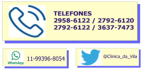 BANNER COM OS TELEFONES